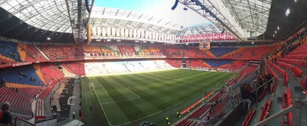 Amsterdam Ajax Arena (This Is Anfield)