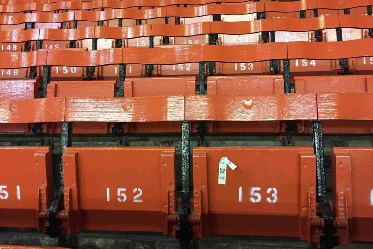 Main Stand Seats (This Is Anfield)