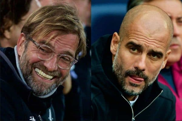 Pep Guardiola discusses Liverpool's summer spending spree