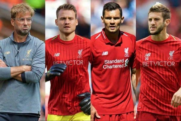 How Liverpool can cut over £36 million from their wage bill this summer