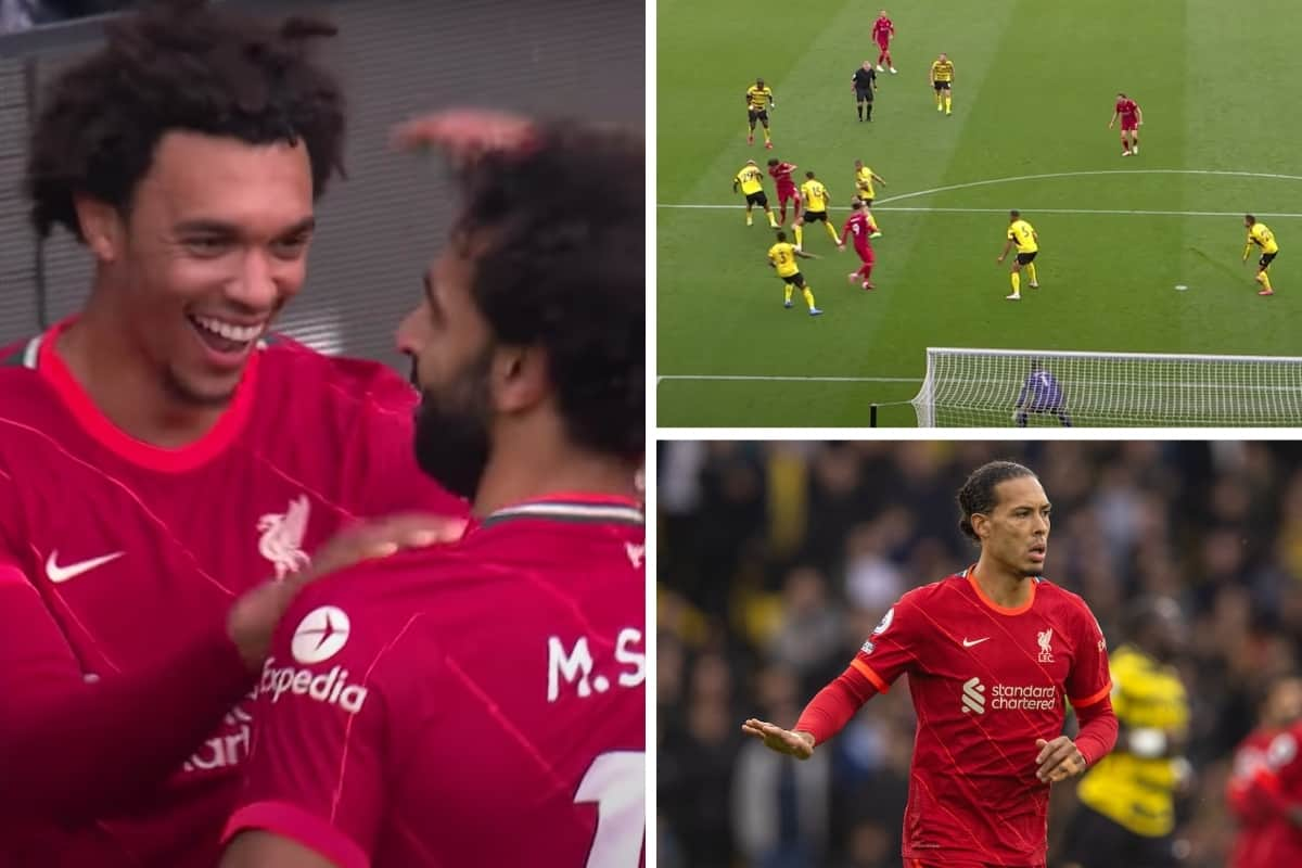 4 things fans are talking about after Watford 0-5 Liverpool