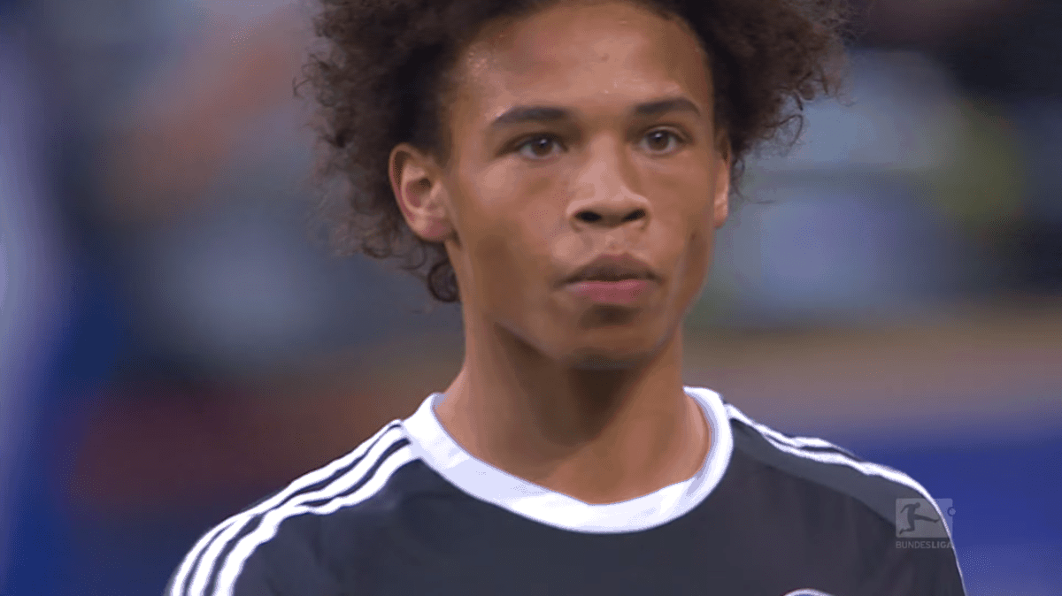 Leroy Sane The 19 year old German winger linked with Liverpool