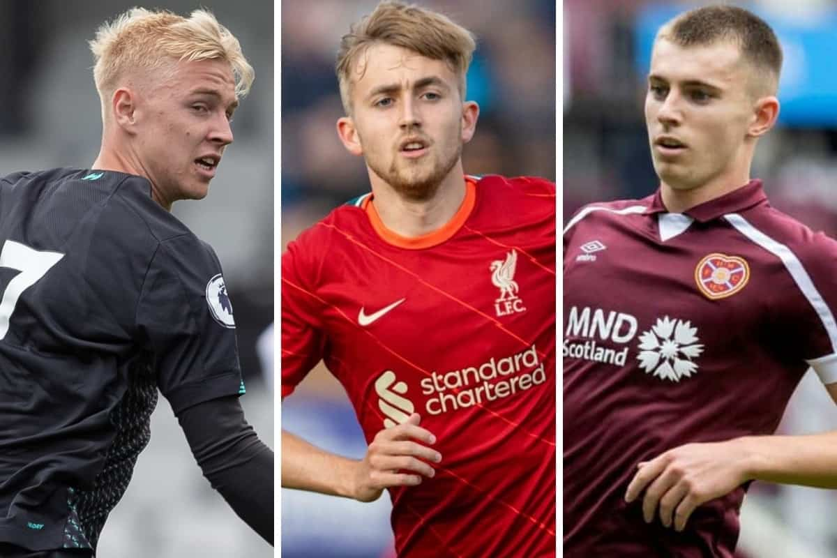 Liverpool loan youngster scores first-ever senior goal