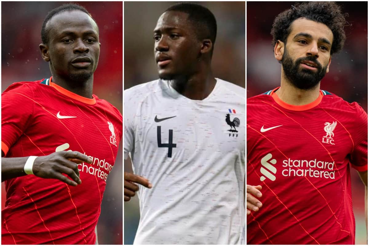 7 Liverpool players with a rare summer off ahead of 2021/22
