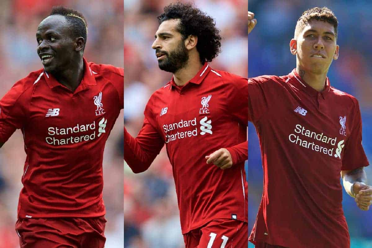 Image result for salah mane and firmino