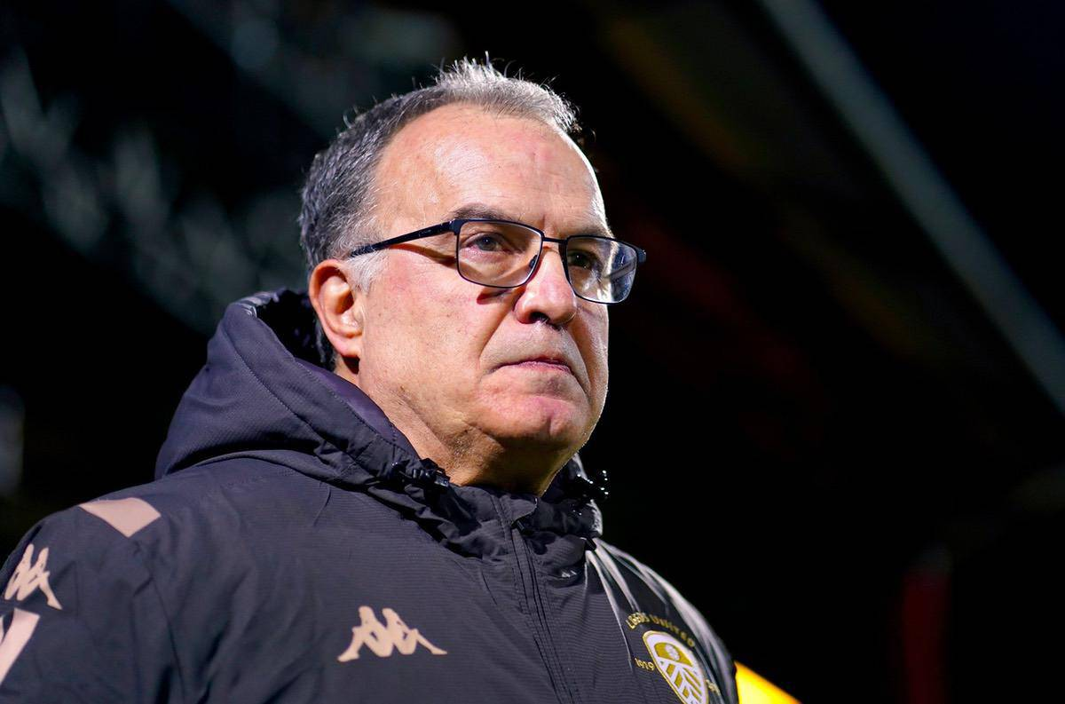 Marcelo Bielsa has agreed a new deal with Leeds (John Walton/PA)