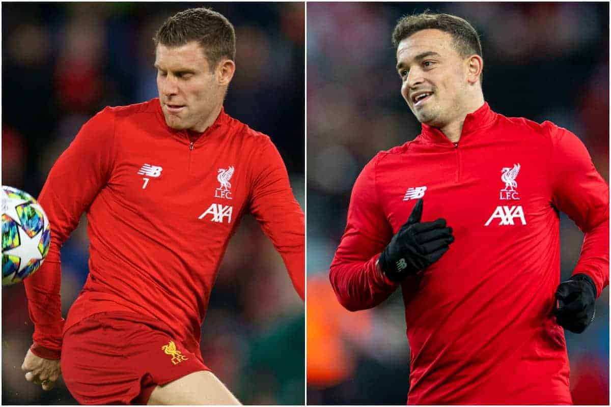 Xherdan Shaqiri News Opinion Analysis This Is Anfield