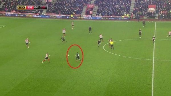 Moreno Sterling Goal 2