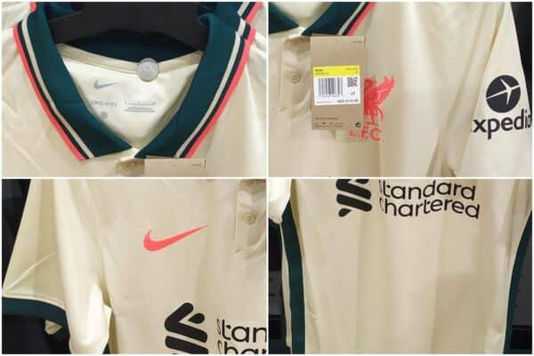 Liverpool new Nike away kit 2021-22 (Credit: silentwitnes)