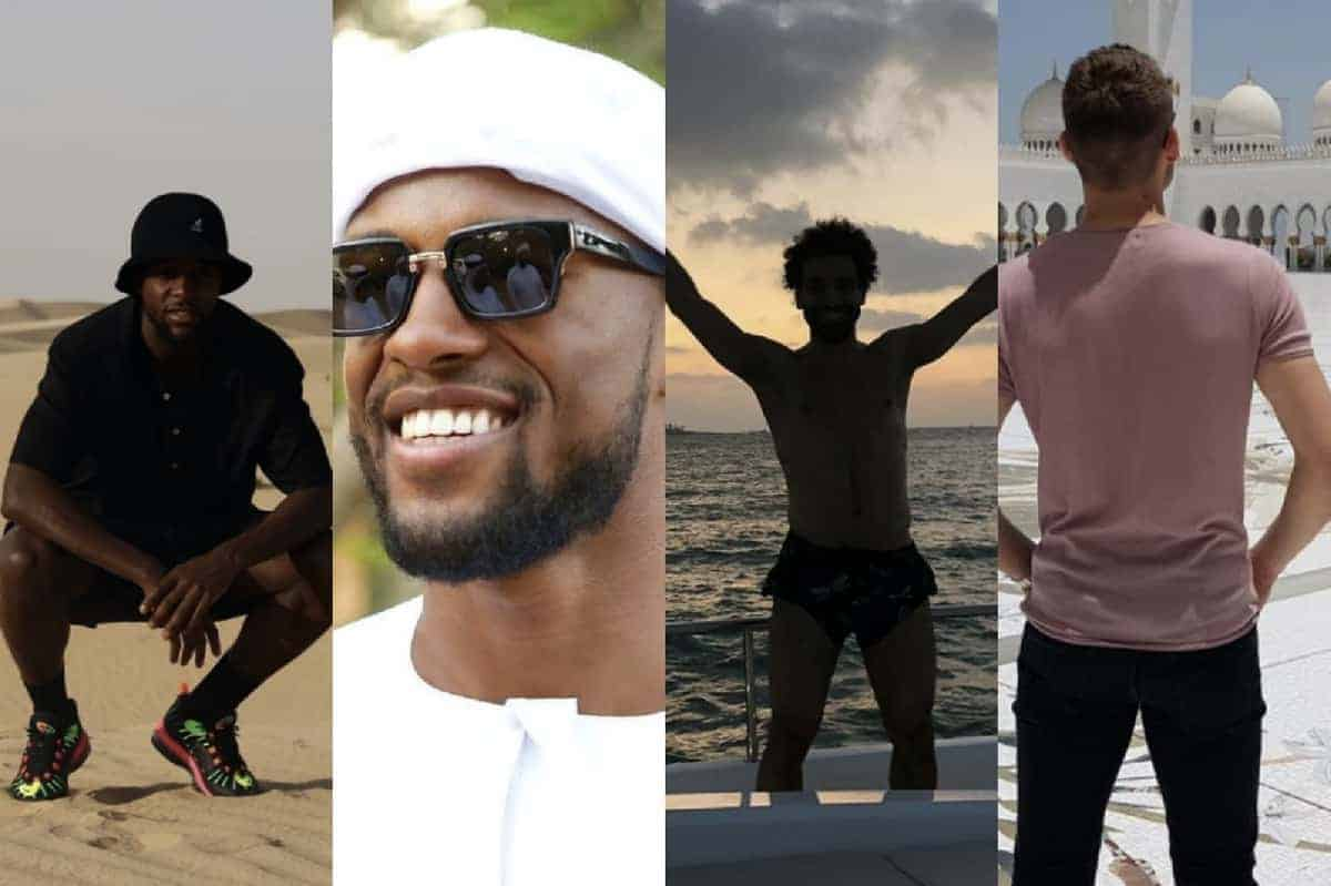 Sun, sea & sand – How Liverpool squad spent their time off ahead of Champions League final