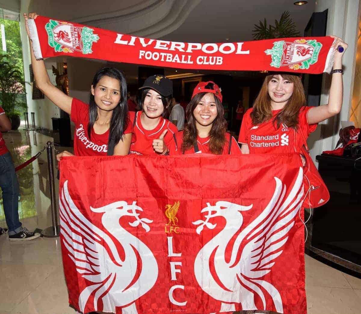 Football - Liverpool FC Preseason Tour 2015 - Day 1