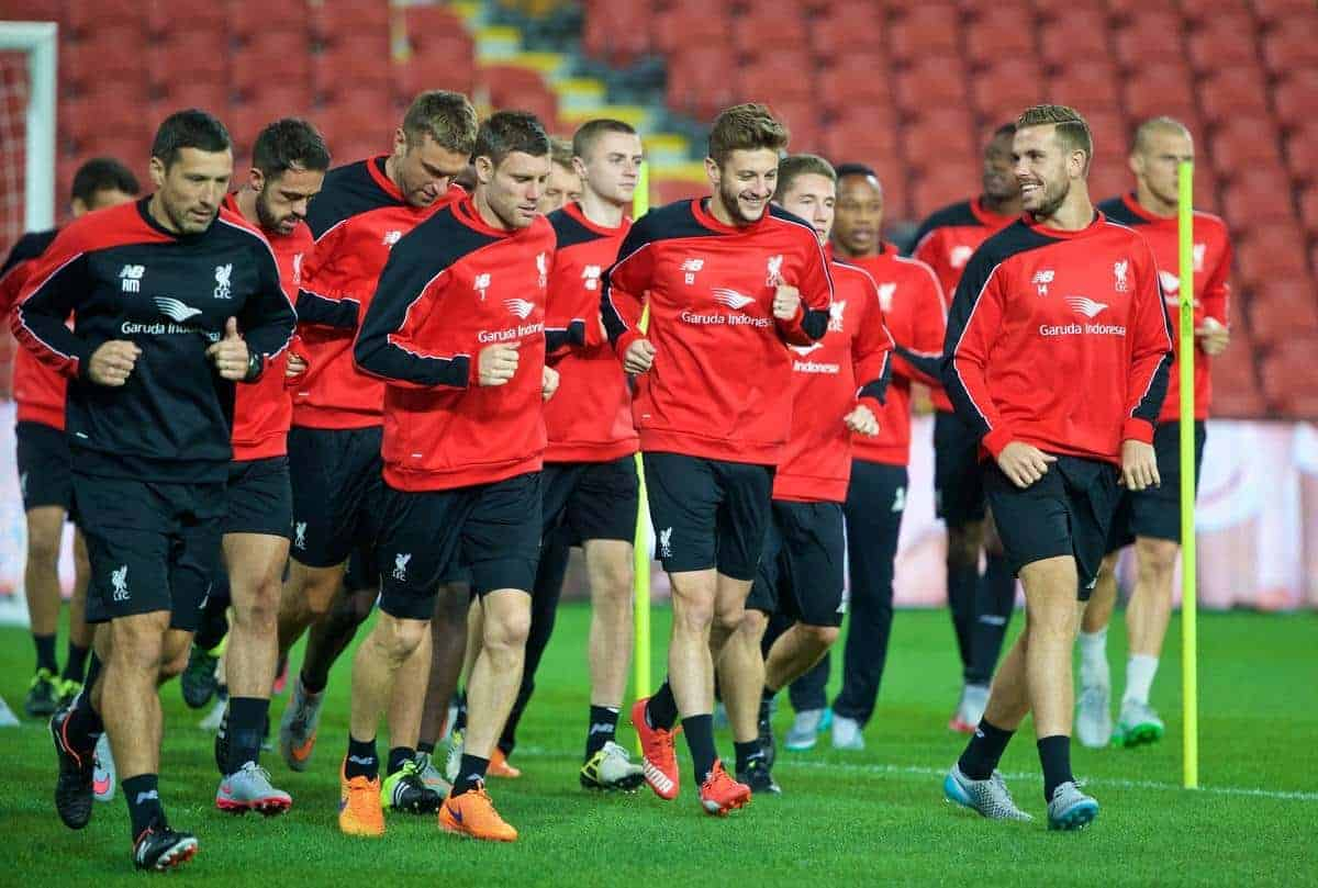 Football - Liverpool FC Preseason Tour 2015 - Day 4