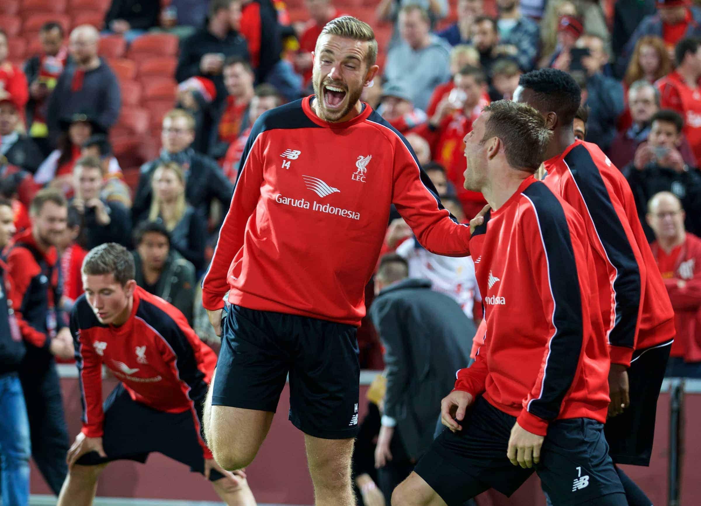 Football - Liverpool FC Preseason Tour 2015 - Day 4