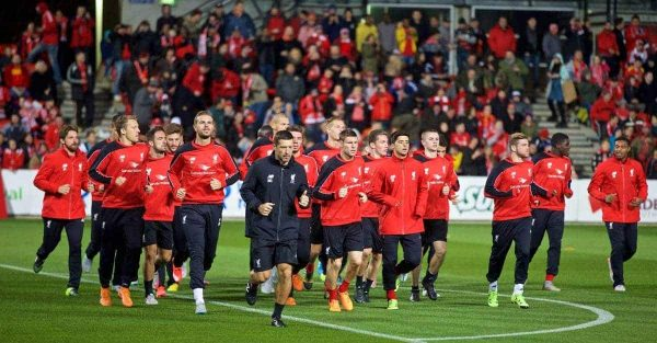 Football - Liverpool FC Preseason Tour 2015 - Day 7 - Adelaide
