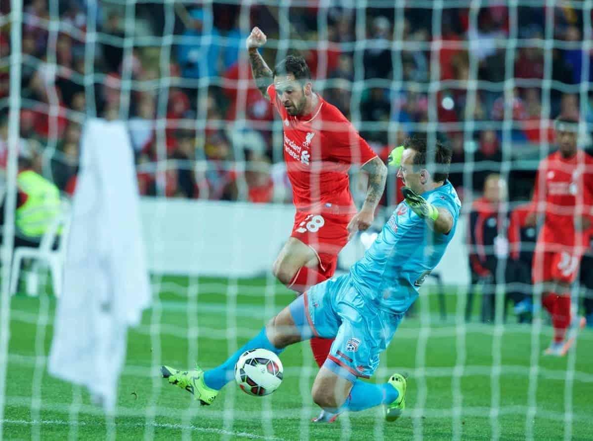 Football - Liverpool FC Preseason Tour 2015 - Day 8 - Adelaide