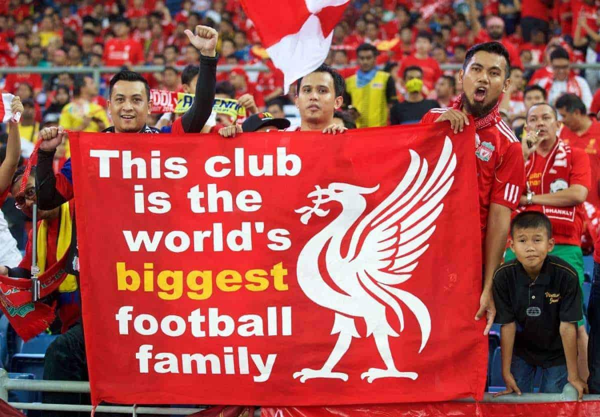 Football - Liverpool FC Preseason Tour 2015 - Day 10 - Kuala Lumpur
