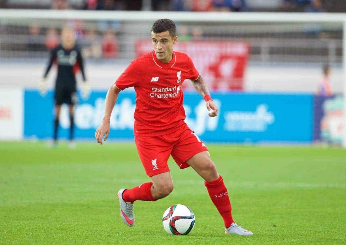 Football - Liverpool FC Preseason Tour 2015 - HJK Helsinki v Liverpool FC