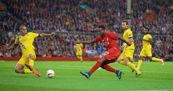 ไฮไลท์  Liverpool 1 - 1 Sion