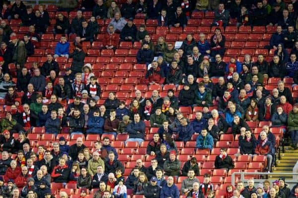LIVERPOOL, ENGLAND - Saturday, February 6, 2016: Liverpool's xxxx in action against Sunderland during the Premier League match at Anfield. (Pic by David Rawcliffe/Propaganda)