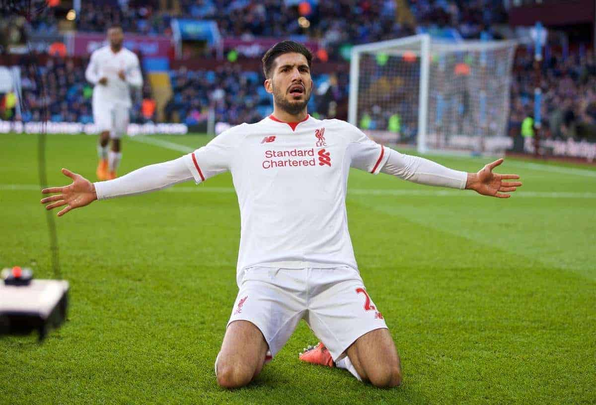 Emre Can In Contention To Start For Germany In Euro 2016