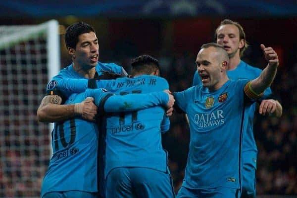 Champions League quarter-finals draw