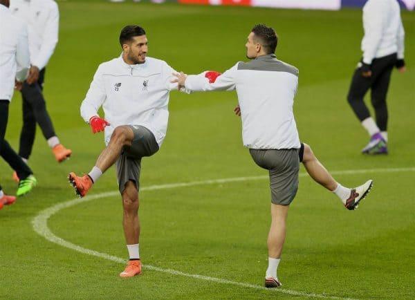 European Football - UEFA Europa League - Round of 16 2nd Leg - Manchester United FC v Liverpool FC