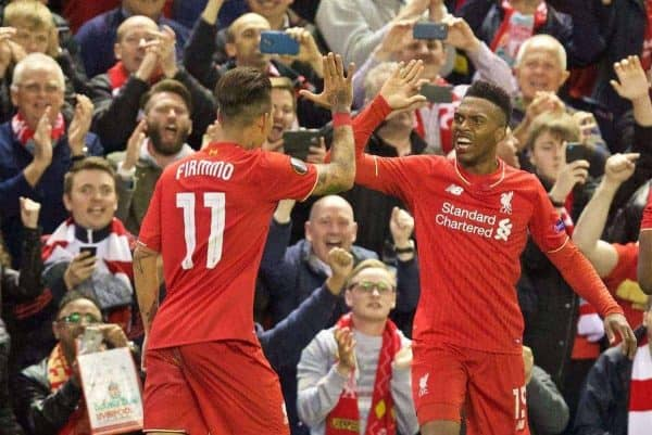 Liverpool 3 0 villarreal magical reds reach europa league final - Villarreal fc league table ...