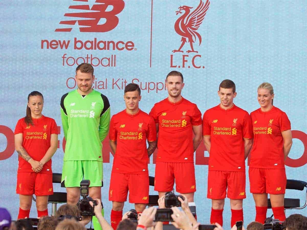 Liverpool Shirts & Kit | Liverpool FC Official Store