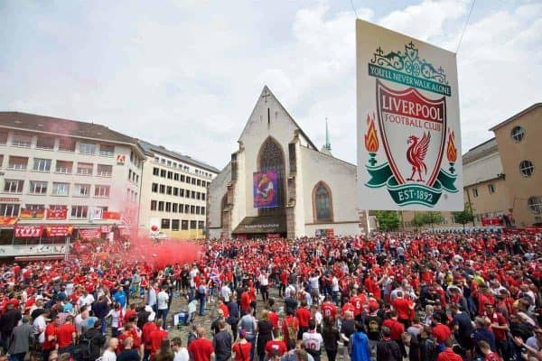 European Football - UEFA Europa League - Final - Liverpool FC v Sevilla FC