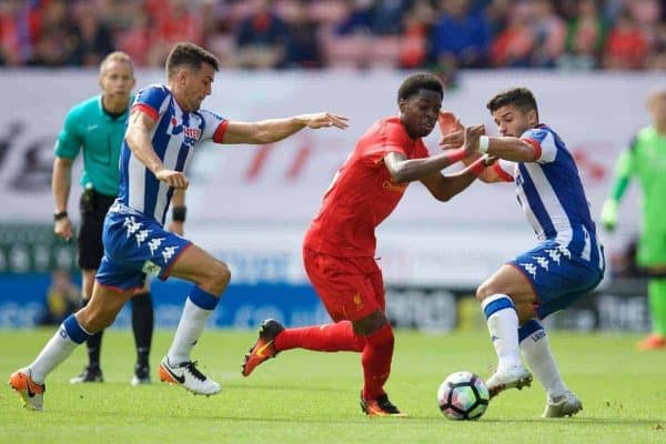 Jurgen Klopp sheds light on the future of attacker at Liverpool
