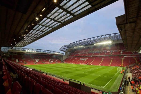 Anfield Stand By Stand This Is Anfield This Is Anfield