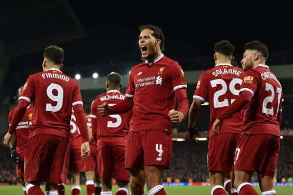 For Van Dijk and Liverpool, a Winning Start