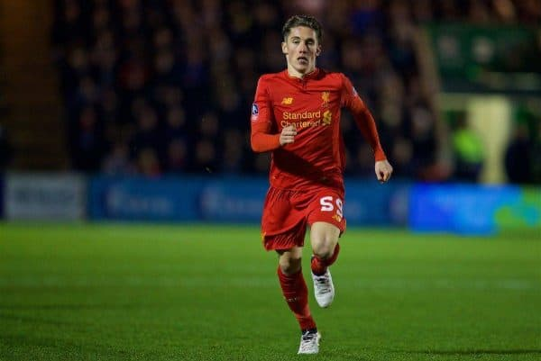 Celtic Rebuffed by Liverpool Following Approach for Reds Starlet Harry Wilson