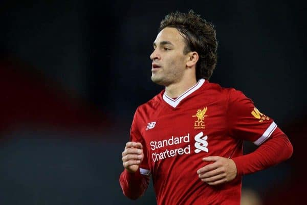 Lokomotiv Moscow chase loan deal for Liverpool outcast Lazar Markovic