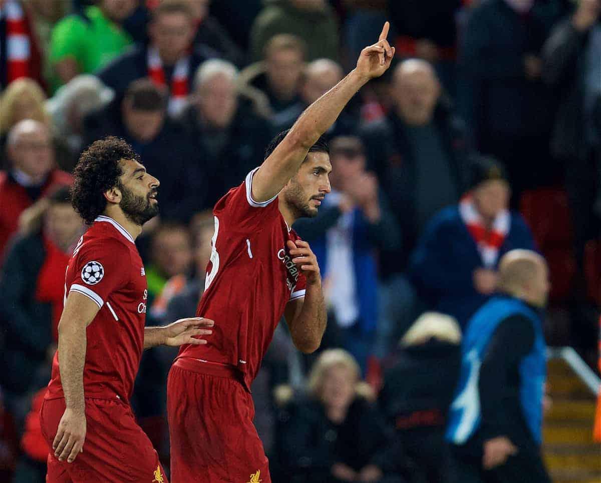 Spot Loan Reviews >> Liverpool 3-0 Maribor: Salah, Can and Sturridge goals keep ...