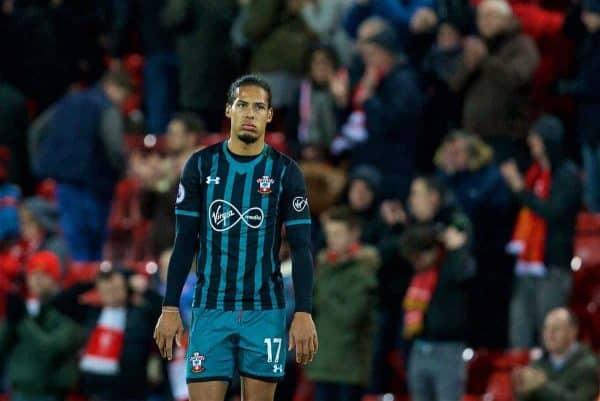 Virgil Van Dijk is ideal for Liverpool, says Dirk Kuyt