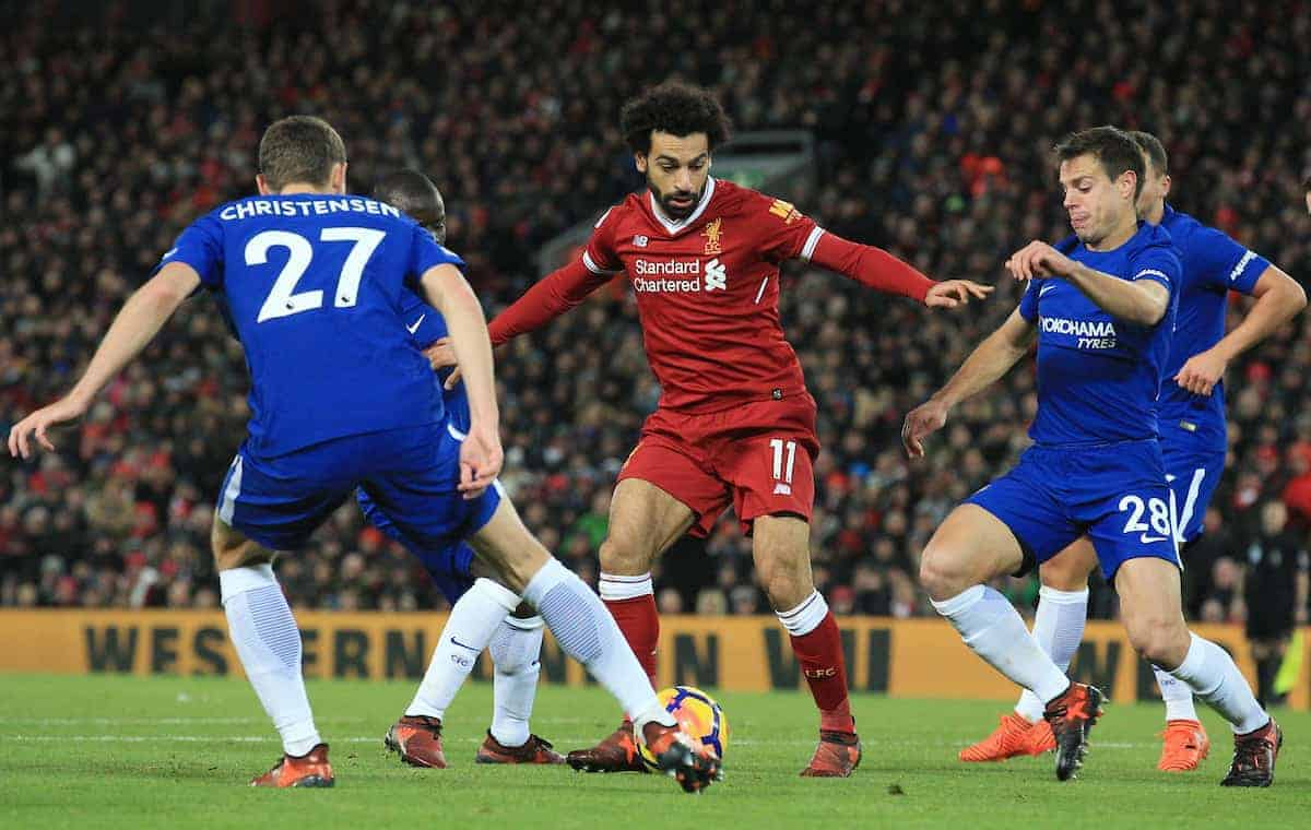 mohamed salah cant stop scoring and an improved defensive