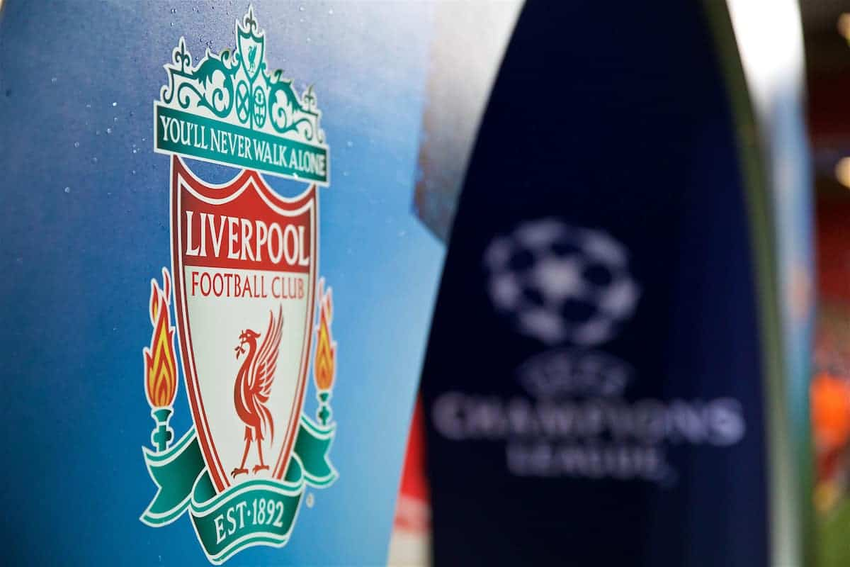 Liverpool FC, Champions League