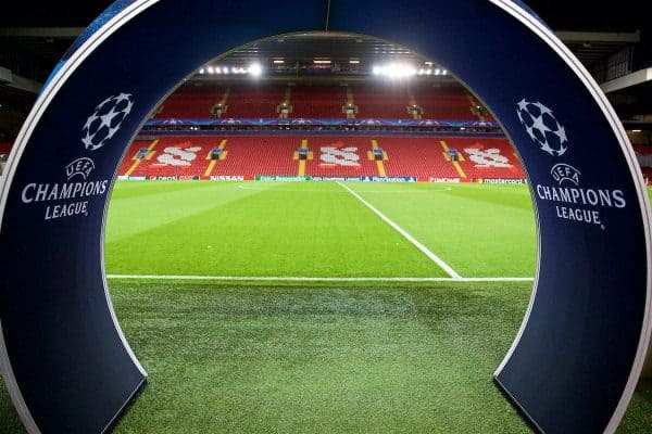 Football – UEFA Champions League – Group E – Liverpool FC v FC Spartak Moscow