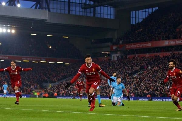 Image result for liverpool 4-3 man city 2018
