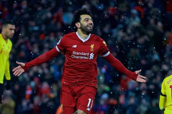 How Salah can eclipse Didier Drogba's PL record today
