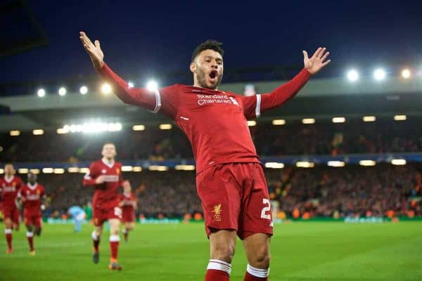 'Horrible' atmosphere helped Liverpool beat Man City - Oxlade-Chamberlain