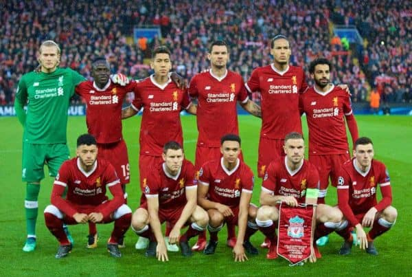 Liverpool 5-2 Roma: Player Ratings | All About Anfield