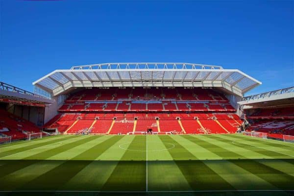 General Anfield matchday Main Stand (Pic by David Rawcliffe/Propaganda)