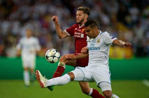 Football – UEFA Champions League – Final – Real Madrid CF v Liverpool FC