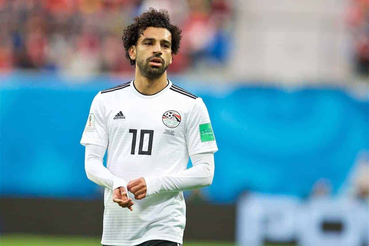 Salah unhappy with Egyptian FA over image rights
