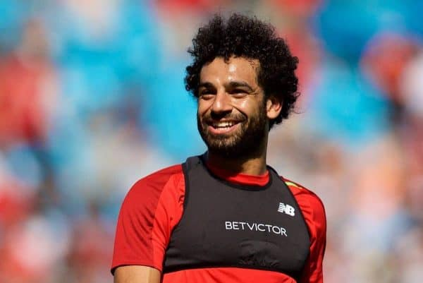 Salah, Mane and Grujic in contention for City clash