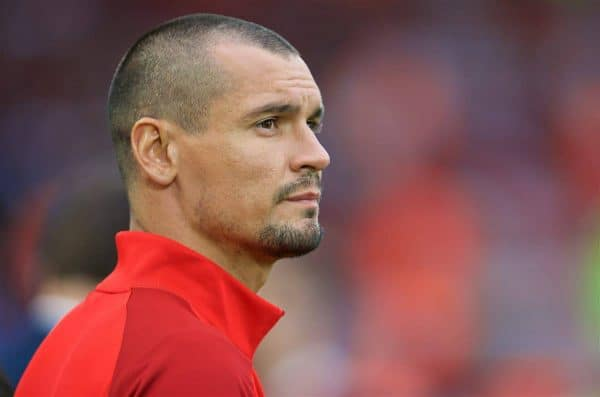 Dejan Lovren opens up on 'stomach pains'