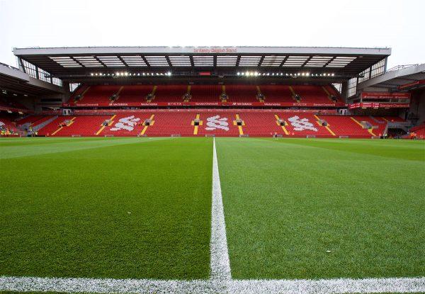 General, Anfield, matchday, pitch (Pic by Jon Super/Propaganda)