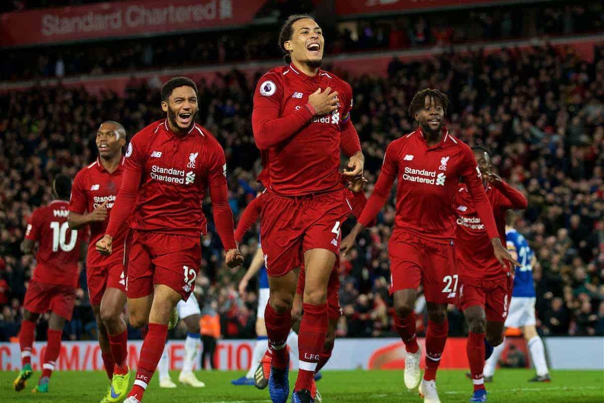 Late Goal Kings & Fabinho Improvement Continues